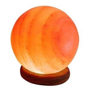 Himalaya-Salzlampe – Kugel – 4-5kg