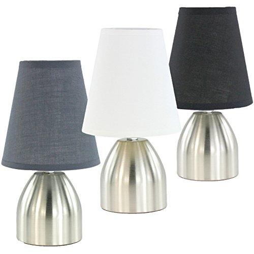 Nachttischlampe Tischlampe Tischleuchte mit Touch Funktion