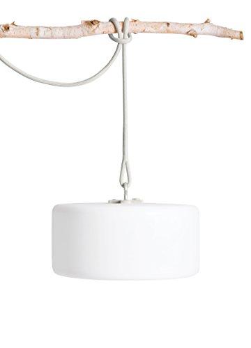 Fatboy® thierry le swinger - Hängelampe - Stehlampe - Akku-Lampe - Farbe: light-grey / hellgrau
