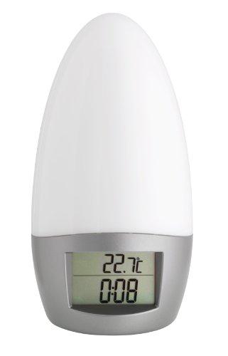 TFA Dostmann 60.2009 Cone Wake-up light mit Radio-Wecker