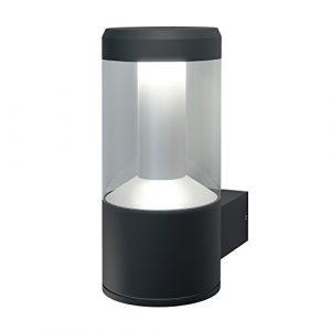 Osram Smart+ LED Wandleuchte, ZigBee Außenleuchte, dimmbar, warmweiß bis tageslicht, RGB Farbwechsel, Alexa kompatibel