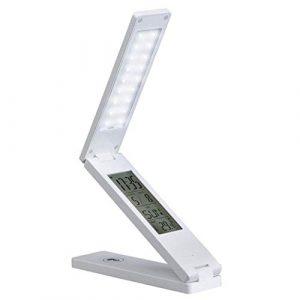 YAGAIU USB kostenpflichtige Touch Switch Augenschutz Weiches Licht Faltbare LED Schreibtischlampe Tisch- & Nachttischlampen