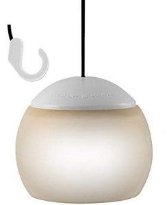 LED Hängelampe – 4er Set – Pavillon Leuchte Camping Lampe Garten Lampion