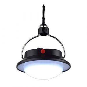 Lychee 60 LED Camping Lampe Wasserdicht Hängelampe für Outdoor Wandern, Camping, Auto,Garten