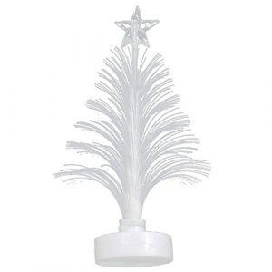 amiubo Folowe LED Nachtlicht Weihnachtsbaum Party Home Schreibtisch Dekoration Bunte L Tisch- & Nachttischlampen