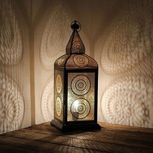 albena shop 74-109 Lida orientalische Stehlampe (Gr.L 60cm)