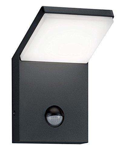 Trio Leuchten LED-Aussen-Wandleuchte Pearl Aluminiumguss, anthrazit 221169142