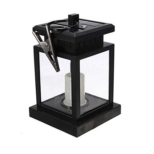 OUSENR Tischleuchte Garten Solar Led-Kerze Tabelle Laterne Hängenden Licht Outdoor Trainer Lampe