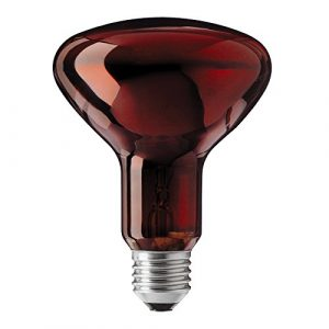 Infrarot-Reflektorlampe, E27/100W-R95, PHILIPS