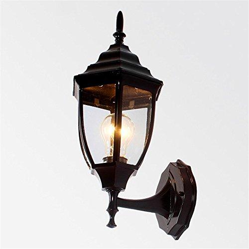 YU-K Antike Edison, led OutdoorWasserdicht light Lounge Bar die draußeWand Outdoor GarteGarteder Villa Licht 17cm hoch 36cmTerrasse GarteAußen Terrasse Licht ideal ist