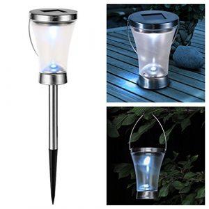 LED Solarlampe 3 in 1 2erSet