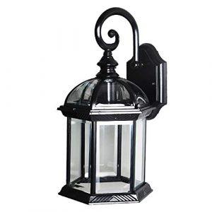 Mogicry Show Beleuchtung Vintage Energiespar Schlafzimmer Nachttischlampe Aluminium Regendicht Antik Kommerziellen Wandleuchte Dekoration Haushalt Glas Ip44 E27 Retro Wandleuchte