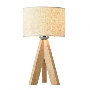 Zeitgenössische Original Mywood Art Schlafzimmer Hotel Kaffee E27 Lampenfassung Edison Kreative Kleine Schreibtischlampe Der Kopf Eines Bettes