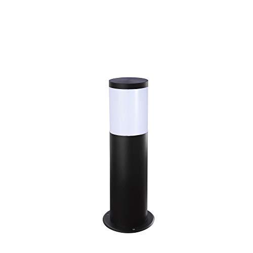 Außenleuchte 50cm E27 Fassung Standleuchte Außenstandleuchte Standlampe Außenlampe Aussen Beleuchtung Aussenlicht Wegeleuchte 296-500