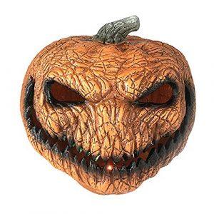 Spachy Halloween Kürbis Laterne Lampen, Kürbis dekorative Lichter Zelle batteriebetriebene LED Hängelampe Dekor für Halloween, Prom, Bar, Party