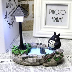 Mein Nachbar Totoro Nachtlicht Kinder Hayao Miyazaki Nachttischlampe Creative Karikatur Dekoration, Für Mädchen Bestes Geschenk